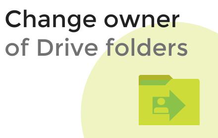 folder owner change in ezdrive offer