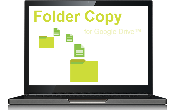 How to copy a google drive folder