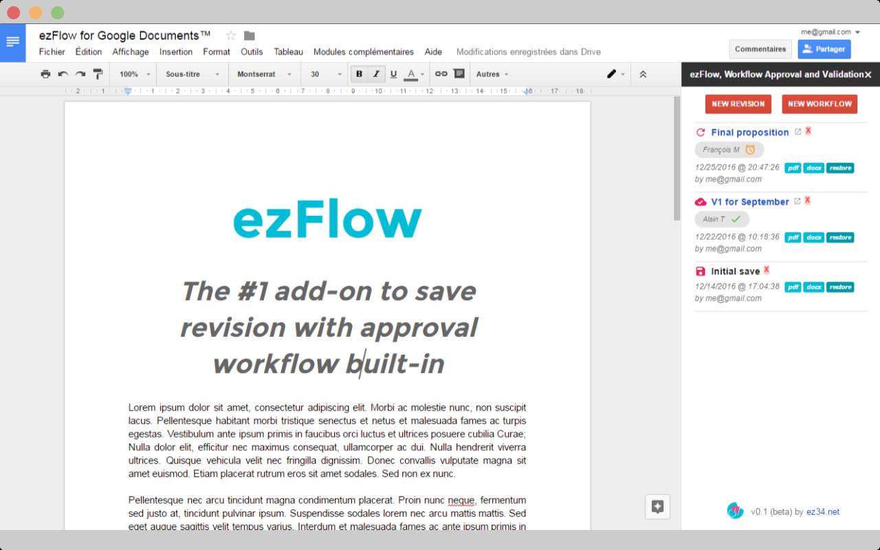 print screen ezFlow