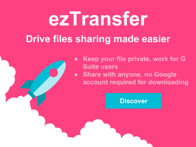 Share files from Google Drive with friends