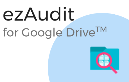 ezAudit security for G Suite super admin only